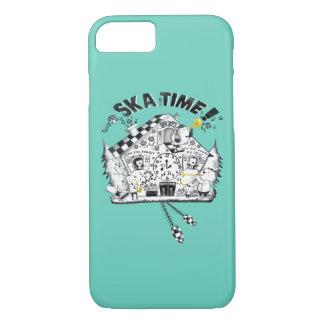 Skaの時間ハト時計 iPhone 8/7ケース