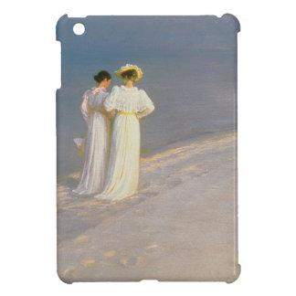 Skagenの南ビーチ2の夏の夕べ iPad Miniケース