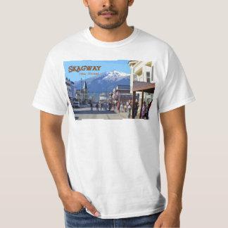 Skagwayの価値Tシャツ Tシャツ