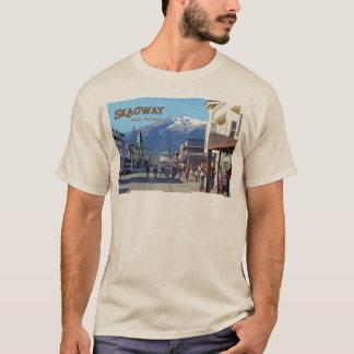 Skagwayの基本的な長袖 Tシャツ