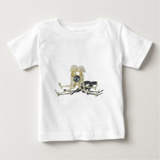 SkeletonsChokedByEngagementRing070515 ベビーTシャツ
