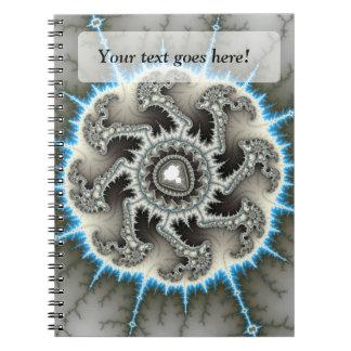 Skelewheel -フラクタルの芸術 ノートブック