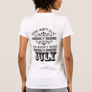 SKILLHAUSE - 7月(ドイツ体)のはえ Tシャツ
