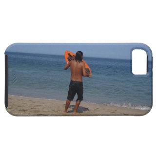 Skimboarderの熟視 iPhone SE/5/5s ケース