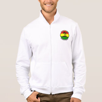 Skimcaribbeanの陽性のライオン ジャケット