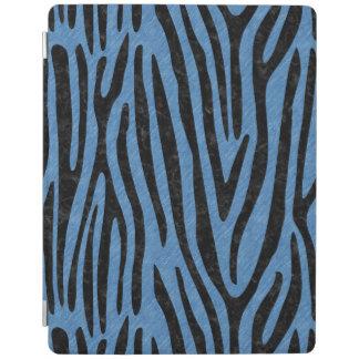 SKIN4黒い大理石及び青鉛筆 iPadスマートカバー
