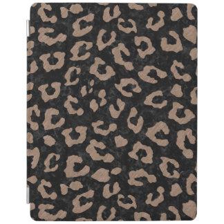 SKIN5黒い大理石及びブラウンは鉛筆(R)を着色しました iPadスマートカバー