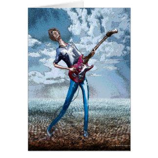 skinnnyギター カード