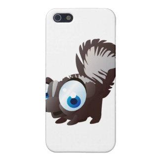 Skippyスカンク iPhone 5 ケース