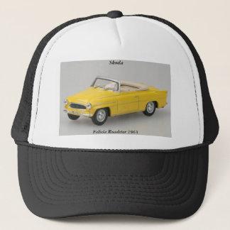 Skodaのフェリシアのロードスターの1963年の帽子 キャップ