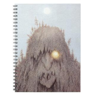 Skogtroll [森林トロール] ノートブック