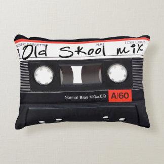 """Skoolの古い組合せはブラシをかけましたポリエステル枕16""""にx12 """" アクセントクッション"""