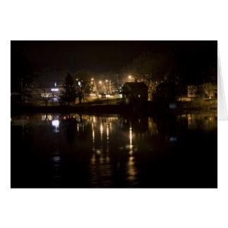 Skowhegan夜2010年: Kennebec カード