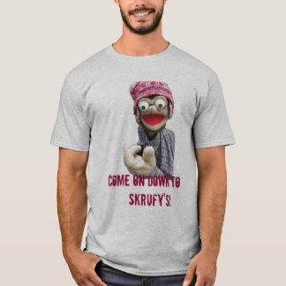 Skrufyに進展される! Tシャツ