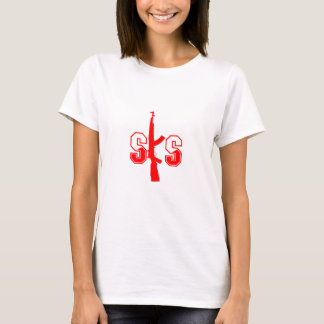 SKSの突撃銃のロゴRed.png Tシャツ