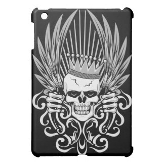 Skullゴシック様式王 iPad Miniケース
