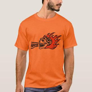 SKULL FIRE Tシャツ