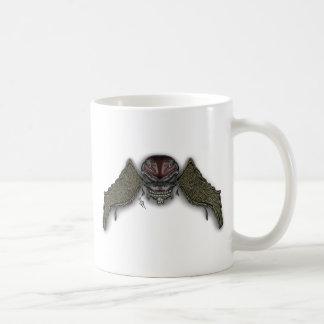 skullwings コーヒーマグカップ