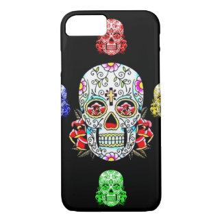 Skullyのスカルの死んだスカルElementals iPhone 8/7ケース