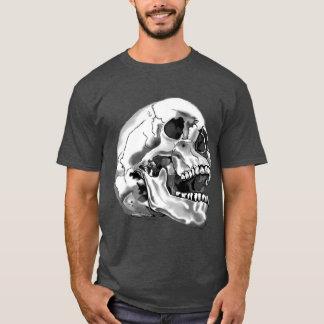 Skullyの叫び Tシャツ
