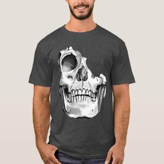 Skullyは粉砕しました Tシャツ