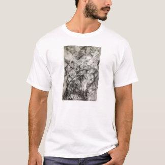 Skuru Cats Tシャツ