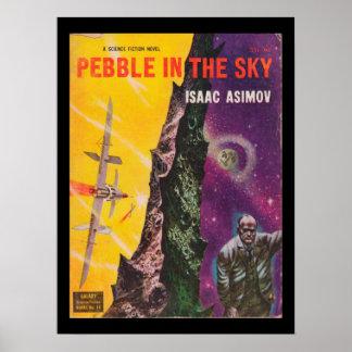 Sky_Pulpの芸術の小石 ポスター