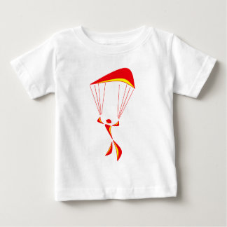 SKYDIVEの歓喜 ベビーTシャツ