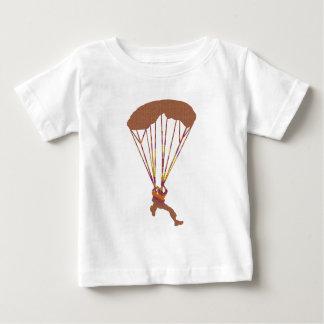SKYDIVEニューメキシコ ベビーTシャツ