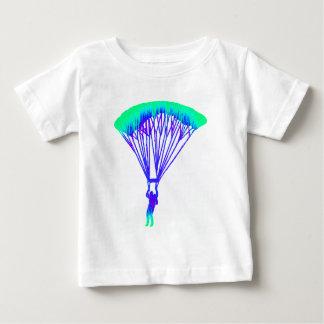 SKYDIVE視野 ベビーTシャツ