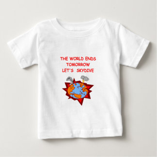 SKYDIVE.png ベビーTシャツ
