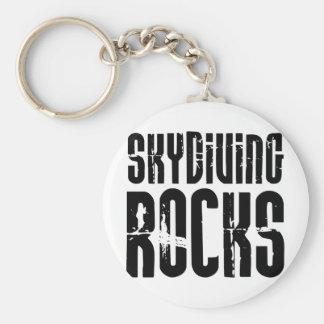 Skydivingの石 キーホルダー