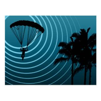 skydiving密造酒 ポストカード