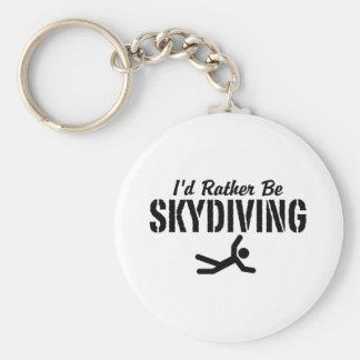 Skydiving キーホルダー