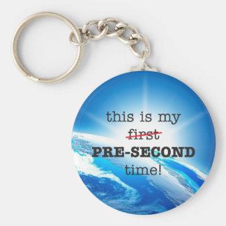 """Skydiving B.A.S.E. """"最初に""""前第2 Keychain キーホルダー"""