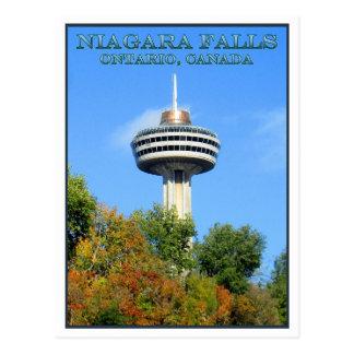 Skylonタワー、ナイアガラ・フォールズ、オンタリオ ポストカード