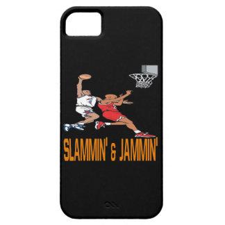 SlamminおよびJammin iPhone SE/5/5s ケース