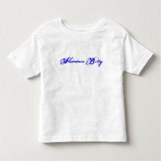 Slamminベティ トドラーTシャツ