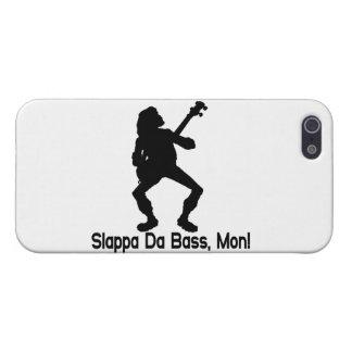 Slappa Daの低音月曜日 iPhone 5 カバー