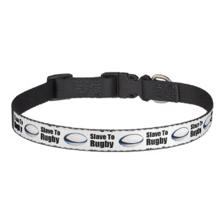 Slave To Rugby Dog Collar ペット首輪