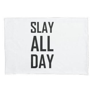 Slay All Day 枕カバー