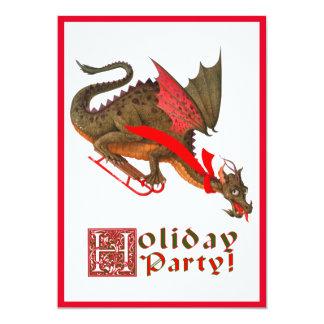 Sleddingドラゴン カード