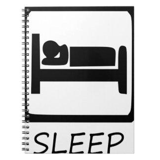 SLEEP31を食べて下さい ノートブック