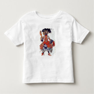 Sleepinからの女王の監視のための衣裳のデザイン、 トドラーTシャツ
