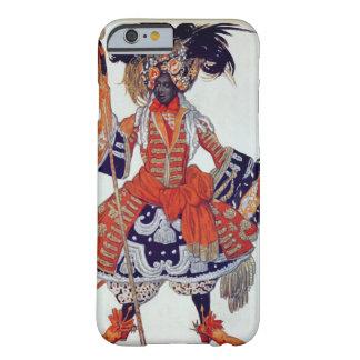 Sleepinからの女王の監視のための衣裳のデザイン、 Barely There iPhone 6 ケース