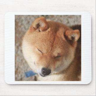 SLEEPY SHIBA マウスパッド