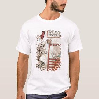 SleipnirにまたがるHermod Tシャツ