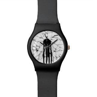 Slendermanの腕時計 腕時計