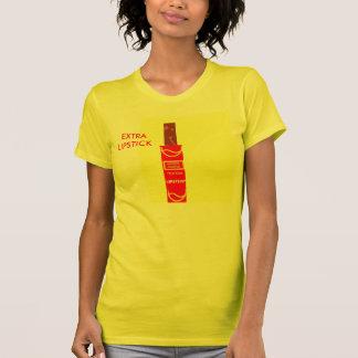 SlimJimの余分口紅 Tシャツ