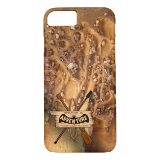 Slipperywindow著砂漠の冒険 iPhone 8/7ケース